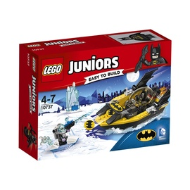 Konstruktors LEGO Juniors Batman Vs Mr. Freeze 10737