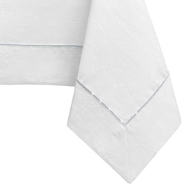AmeliaHome Vesta Tablecloth PPG White 140x500cm