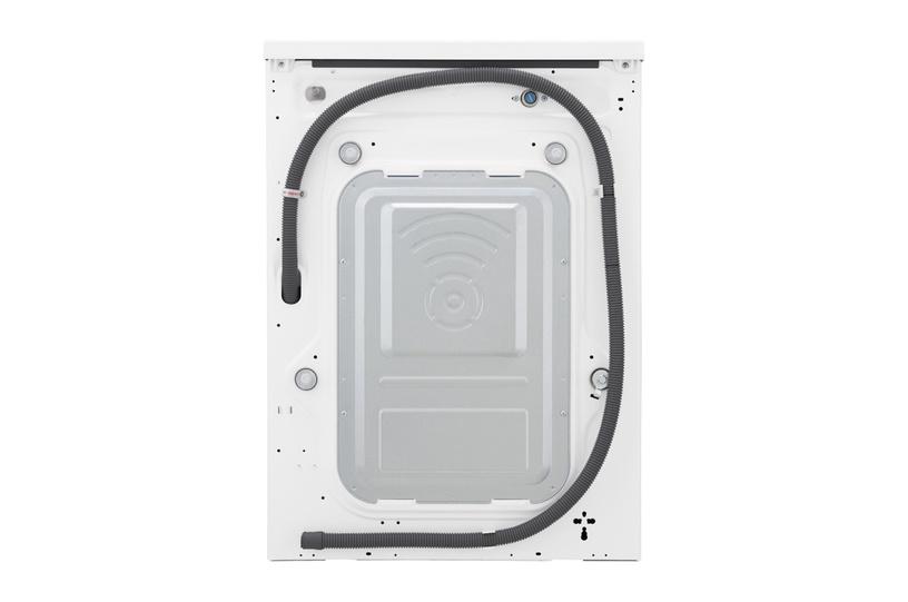 Skalbimo mašina LG F2J5NY4W White