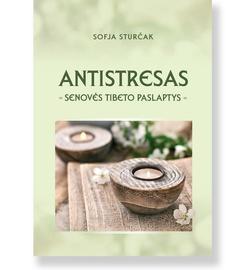 Knyga Antistresas