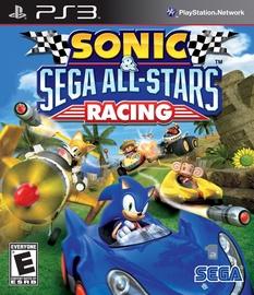 Sonic & Sega All Stars Racing PS3