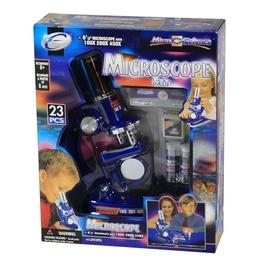 Žaislinis Mikroskopas, 23 dalių, nuo 8 m.
