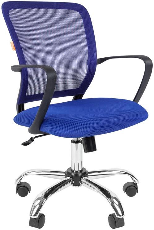 Biroja krēsls Chairman 698 Chrome TW-05 Blue