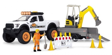 Dickie Toys Playlife Road Construction Set