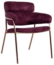 Home4you Chair Sparks Wine Red 38048