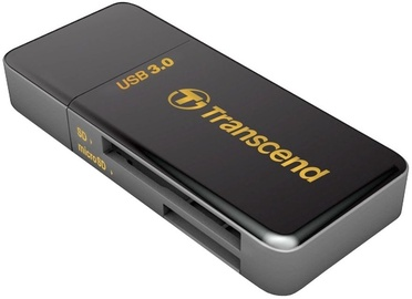 Transcend Multi-Card Reader RDF5 Black