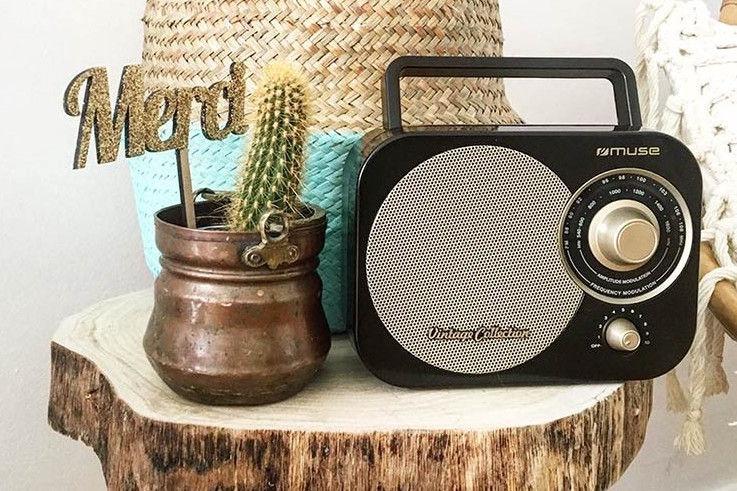 Raadiovastuvõtja Muse M-055RB
