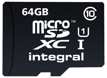 Integral 64GB Ultima Pro Micro SDHC/HX UHS-I Class10