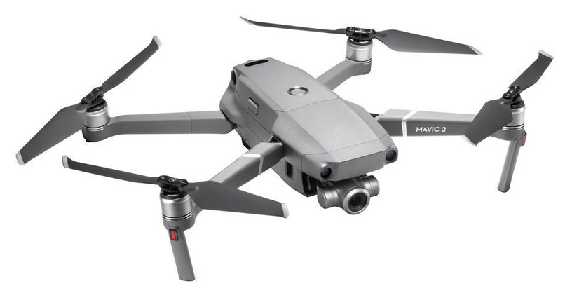 Bezpilota lidaparāts DJI Mavic 2 Zoom With Smart Controller 16GB EU