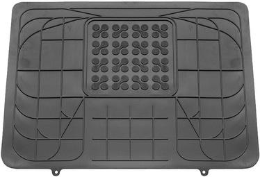 REZAW-PLAST Universal Rear Middle Rubber Floor Mats