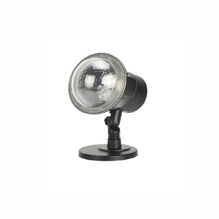 Лазерный проектор SNOWFALL LED QL-214W, IP65