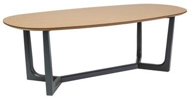 Signal Meble Dossier A Table 60x120cm Oak/Graphite