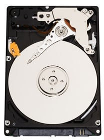 Western Digital Blue 750GB 5400RPM SATA3 8MB WD7500BPVX