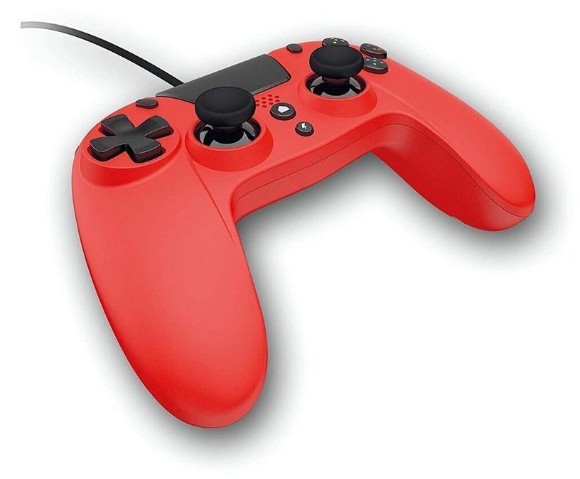 Игровой контроллер Gioteck VX4 Premium Controller Wired Red