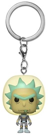 Funko Pop! Pocket Keychain Rick and Morty Space Suit Rick