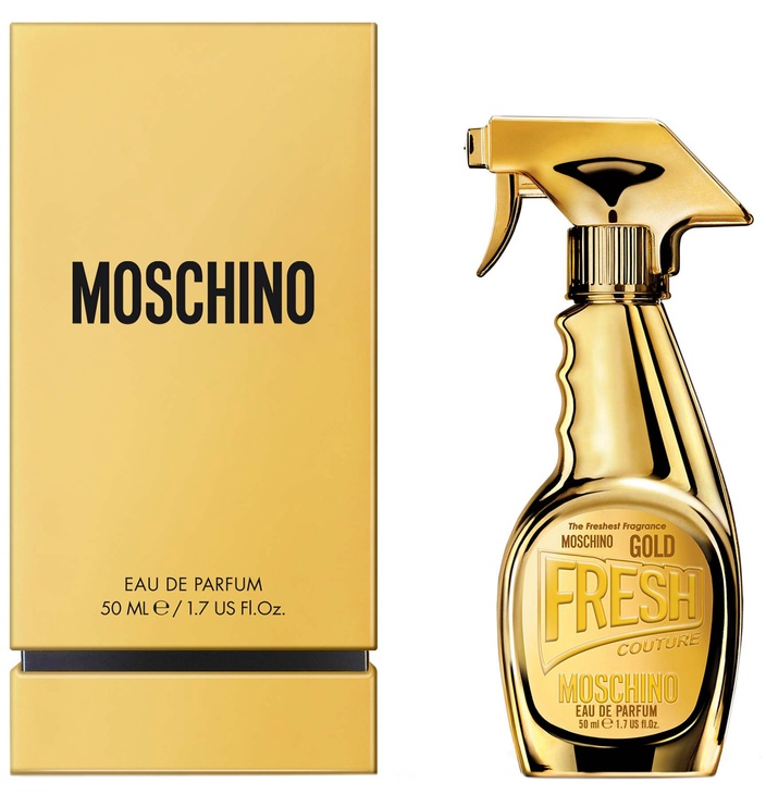 Moschino Fresh Gold Couture 50ml EDP