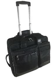 """Falcon FI2563 Trolley Bag For 15.6"""" Laptop Black"""