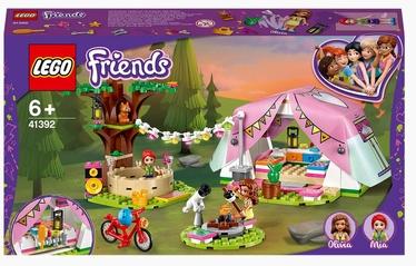 Конструктор LEGO Friends Роскошный отдых на природе 41392, 241 шт.