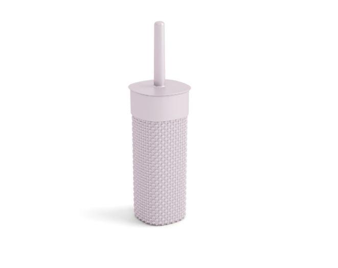 Kis Filo Desert Rose Toilet Brush 11.5x11.5x40cm Pink