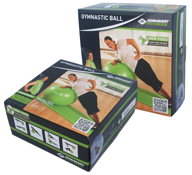Schildkrot Fitness Gym Ball 65cm Green