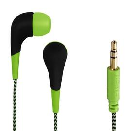 Ausinės Hama Neon In-Ear Stereo Green