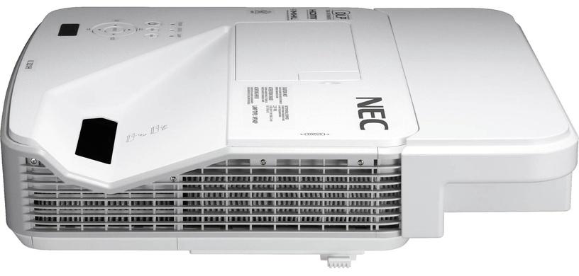 NEC U321H + Wall Mount