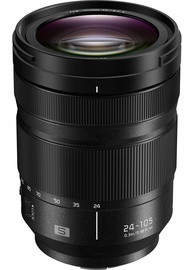 Panasonic Lumix S 24-105mm F4 Macro O.I.S. Lens Black