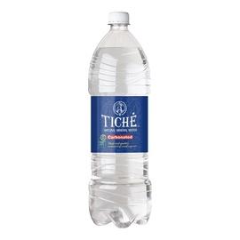 Mineralinis vanduo Tichė, gazuotas, 1,5 l