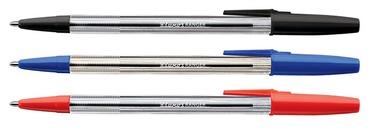 Pastapliiats Luxor 1201-03-1201/0,5mm must