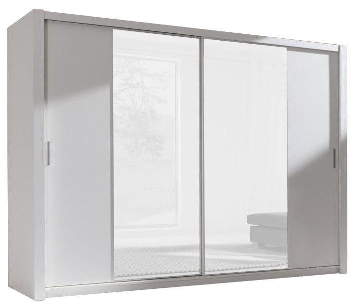 GIB Meble MT-220 Wardrobe White