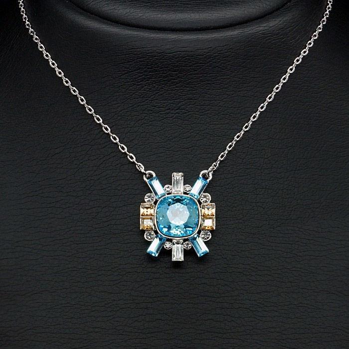 Diamond Sky Pendant Milanа With Swarovski Crystals