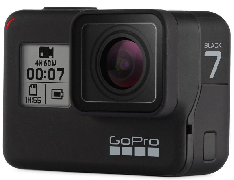 Seikluskaamera Gopro Hero 7 Special Bundle Black