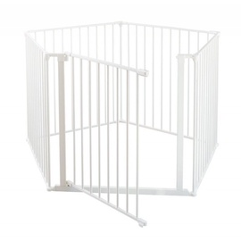 BabyDan Safety Gate Flex XXL White