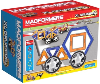Magformers Cruisers Car set XL 63073