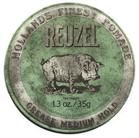 Reuzel Green Medium Hold Grease 35g