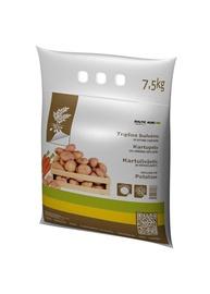 Trąšos bulvėms ir daržovėms Baltic Agro, 7.5 kg