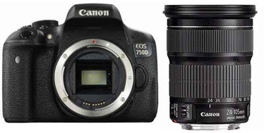 Canon EOS 750D + EF 24-105mm IS STM