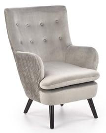 Fotelis Halmar Ravel Grey, 70x78x100 cm