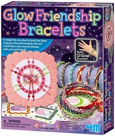 4M Glow Friendship Bracelets 4662