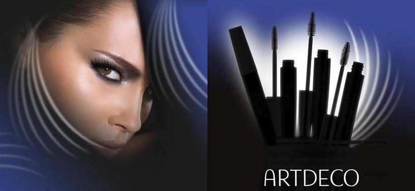 Artdeco Mascara Amazing Effect 6ml Black