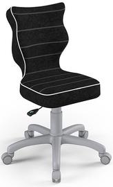Entelo Childrens Chair Petit Size 3 Grey/Black VS01