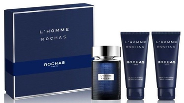 Набор для мужчин Rochas L'Homme Rochas 3pcs Set 300 ml EDT
