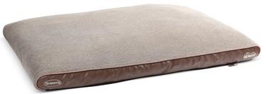 Dzīvnieku gulta Scruffs Chateau L, brūna, 1200 mm x 750 mm