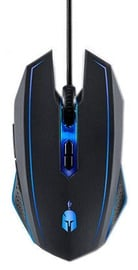 Spartan Gear Phalanx Wired Gaming Mouse incl. Mousepad Black