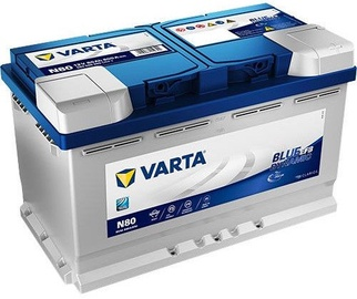 Varta Blue Dynamic EFB N80