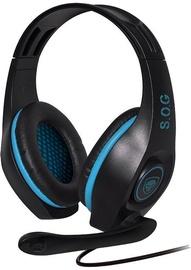 Spirit of Gamer PRO-H5 Over-Ear Gaming Headset Blue