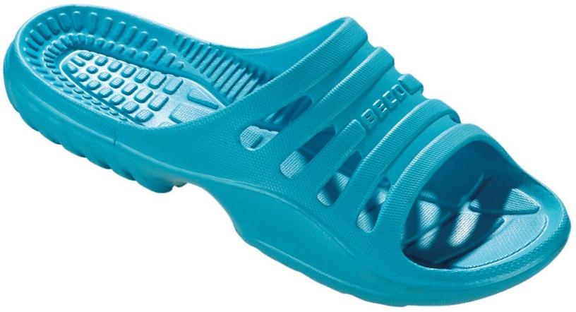 Beco Pool Slipper 90652 Blue 37