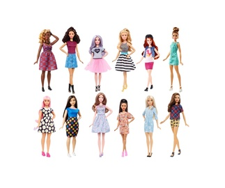 Barbie™ Fashionistas nukk FBR37