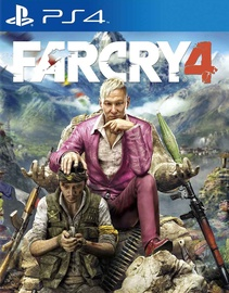 Far Cry 4 PS4
