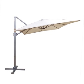 Home4you Roma Parasol 2.4m Beige